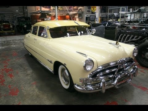 Hudson - 1951 Hudson Hornet. A new start for the '51 Hornet! » Subscribe: http://bit.ly/JLGSubscribe » Visit the Official Site: http://bit.ly/JLGOfficialSite THE BEST...
