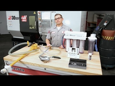 Haas - Machine Tool Coolant: Tools of Coolant