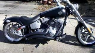 5. 2009 Harley-Davidson Softail Rocker