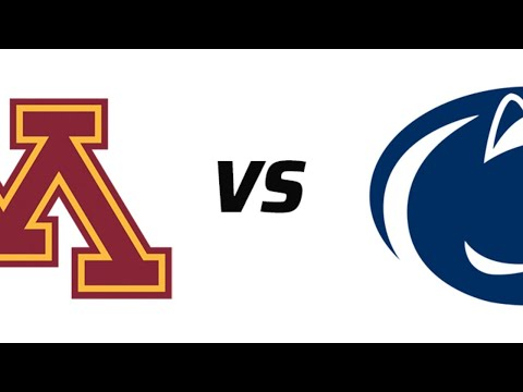 Penn State Football vs Minnesota Golden Gophers Live Play by Play & Reaction!!!