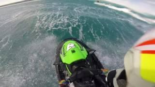 3. 15f KAWASAKI entrainement jet ski
