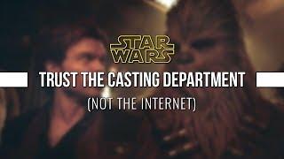 Video Trust the casting department ... not the internet - Star Wars MP3, 3GP, MP4, WEBM, AVI, FLV Juni 2018
