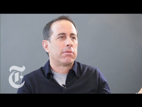Jerry Seinfeld explains how he writes jokes.