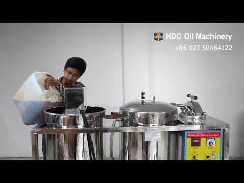 Small Oil refinery machine