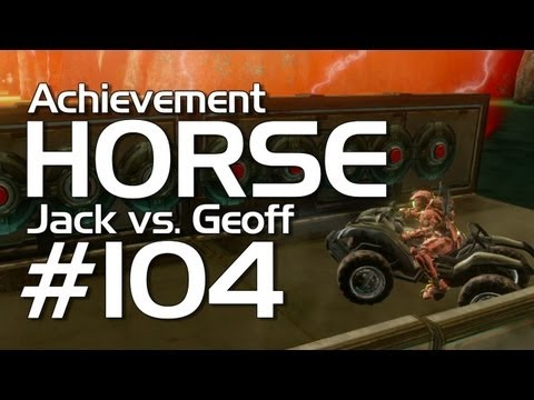 #104 - Jack and Geoff go at it in today's episode of Achievement PIG in Halo 4! Hooray platformers!
