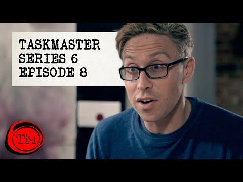 Taskmaster - Series 6, Episode 8 | Full Episode | 'What Kind of Photos?'