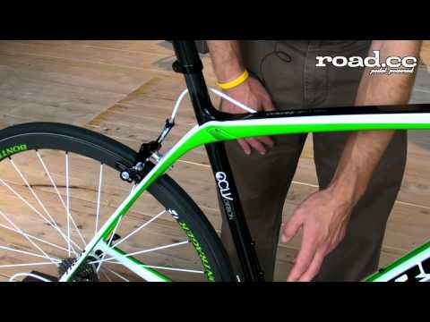 Trek World 2012: The Domane
