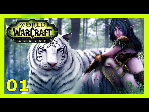 World of Warcraft #01 Wenn ehemalige Suchtis wieder einsteigen wollen Lets Play  WoW Deutsch