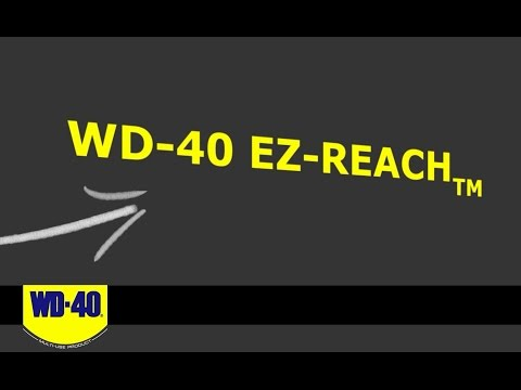How To Reach Those Hard To Reach Areas With WD-40 EZ-REACH™