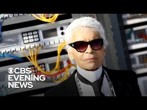 Fashion icon Karl Lagerfeld dies at 85