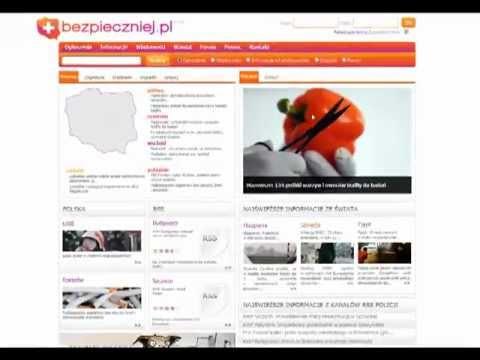 Rejestracja konta na portalu bezpieczniej.pl!