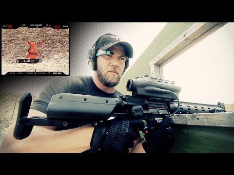 Google Glass, TrackingPoint ile katiller daha rahat vuracak
