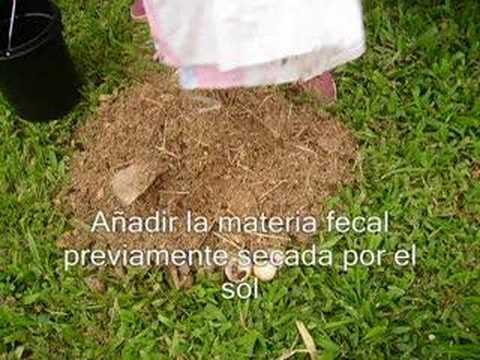 Como hacer compostera y abono organico en 14-21 dias