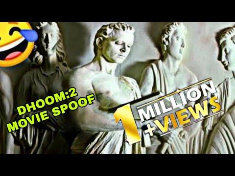 Dhoom2 Movie  Diamond Robbery scene  spoof | Hrithik Roshan | presenting by A2z masti tv