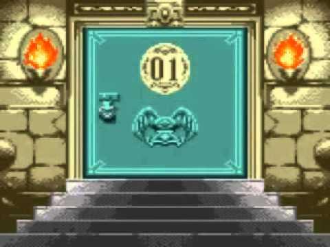 Monster Rancher Explorer Game Boy
