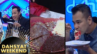 Video Denny & Raffi Lahap Banget Makan Martabak [Dahsyat] [31 Jan 2016] MP3, 3GP, MP4, WEBM, AVI, FLV Januari 2018
