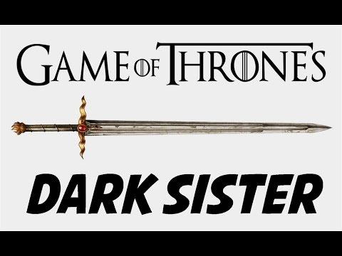 Dark Sister: Ancestral Sword of House Targaryen