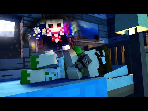 Minecraft: O PIOR PESADELO DO MIKE! (Terror) (видео)