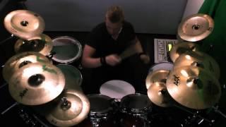 Download Lagu Sabaton - Gott Mit Uns - Drumcover by Tim Zuidberg Mp3