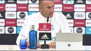 Video Rueda de prensa   Zidane   Deportivo   La Liga 2017/18   Jornada 1 MP3, 3GP, MP4, WEBM, AVI, FLV Agustus 2017