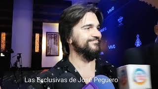 Juanes habla de la música urbana y su fundación en Premios Heat