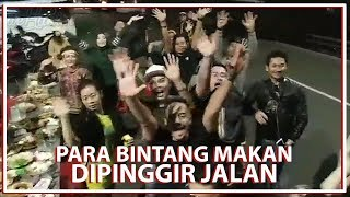 Video Para Bintang Makan di Pinggir Jalan MP3, 3GP, MP4, WEBM, AVI, FLV Desember 2018
