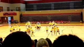 Centralia (IL) United States  city photo : Centralia Il high school cheer leading sqaud