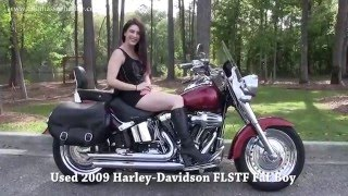 6. 2009 Harley Davidson Fat Boy for sale on Craigslist - Georgia