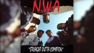 N.W.A - Straight Outta Compton (CLEAN) [HQ]