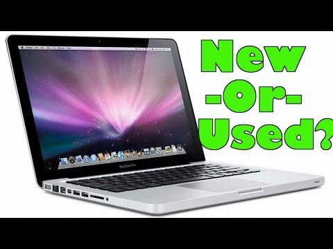 , title : 'New or Refurbished MacBook Pro?   Frugal's Take 045'