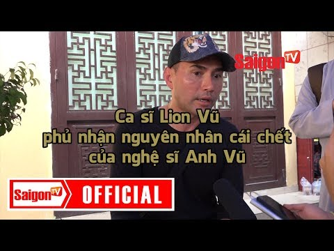 Ca sĩ Leon Vũ phủ nhận nguyên nhân sự ra đi của Anh Vũ - Thời lượng: 12:04.