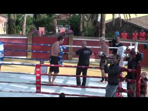 RasZi vs Elky kickboxing