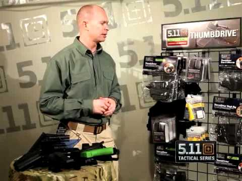 5.11 Tactical Thumbdrive Holster Video – $59.99