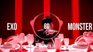 Video EXO (엑소) - MONSTER (몬스터) [8D USE HEADPHONES] 🎧 MP3, 3GP, MP4, WEBM, AVI, FLV Maret 2018