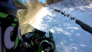 2. 2015 Arctic Cat XF 8000 LXR