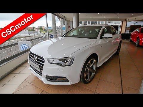 Audi A5 Sportback – 2014 | Revisión en profundidad y encendido