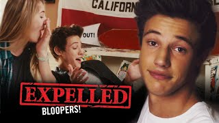 Expelled Bloopers With Cameron Dallas  Lia Marie Johnson   The Cast