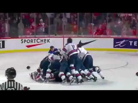World Juniors 2017 Canada vs  USA - Full Shoutout (Gold Medal Game)