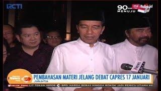 Video Jokowi Gelar Pertemuan Bersama Partai Koalisi, Ma'ruf Amin Tak Hadir - SIP 16/01 MP3, 3GP, MP4, WEBM, AVI, FLV Januari 2019