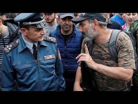 Αρμενία: Αποκλειστική συνέντευξη του Νικόλ Πασανιάν στο Euronews