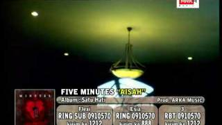 FIVE MINUTES-AISAH(OFFICIAL VIDEO).flv