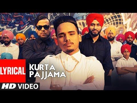 Kurta Pajama Punjabi Lyrical Song | RS Chauhan, IK