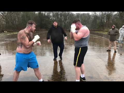 Joe JOYCE vs Patrick NEVIN GYPSY BAREKNUCKLE FIGHT BKB BOXING FULL GENUINE VERSION 2017 YOUNG NAVIN