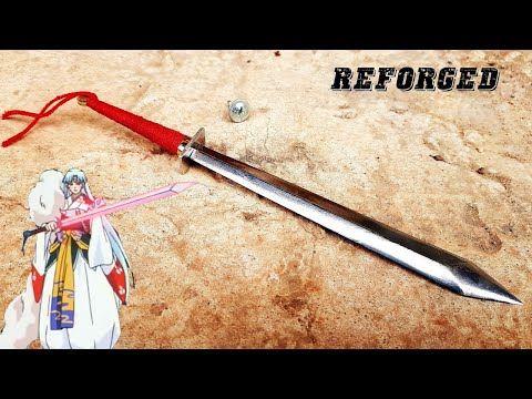 Rèn cây kiếm Tensaiga của Sesshomaru