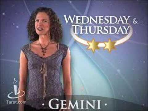 Gemini Horoscope: Week of March 3, 2008