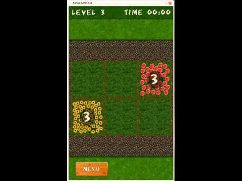 Video of Flower Fields - Block Puzzle