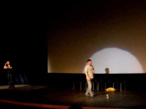 Broken Lizard @ UAA pt 3 [Steve Lemme humping bear]