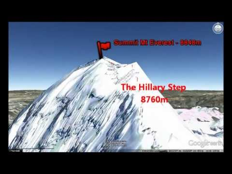 everest - Experience climbing the famous Southeast ridge route on Mt Everest in 3D in only 3 minutes. A route that takes the climbers 60 days! Mt Everest is the name g...