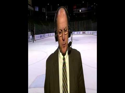 MSU Hockey Head Coach Rick Comley Post Game 11/4/10