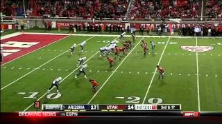Star Lotulelei vs Arizona (2012)